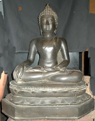 K3950-UF Chieng Sen Buddha  Status : Inquire Click on picture for enlarge