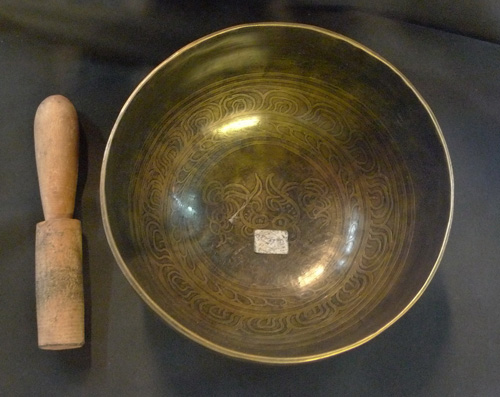 K4111-HC Singing bowl  Status : Inquire Click on picture for enlarge
