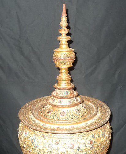 K4200-US Hsun Hok - temple food vessel  Status : Inquire Click on picture for enlarge