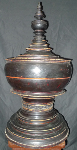 K4230-US Hsun Hok - temple food vessel, big size  Status : Inquire Click on picture for enlarge