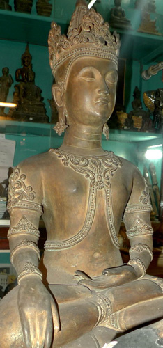 K4300-UF Chieng Lung Buddha  Status : Inquire Click on picture for enlarge