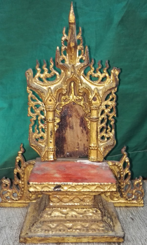 K4520-RE Small Buddha shrine  Status : Inquire Click on picture for enlarge