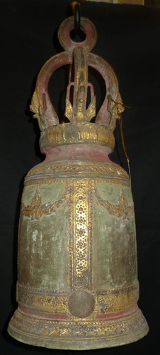 K4650-EA Temple bell  Status : Inquire Click on picture for enlarge