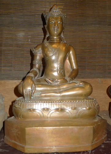 K5050-UF Chieng Sen Buddha  Status : Inquire Click on picture for enlarge