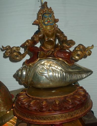 K5260-HA Jambhala Kunbera  Status : Inquire Click on picture for enlarge