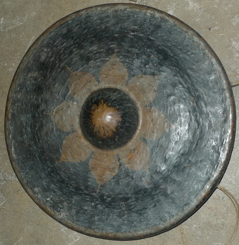 K5360-EA Temple gong w. a perfect sound  Status : Inquire Click on picture for enlarge