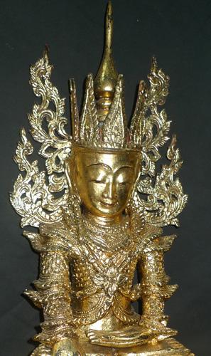 K5960-BB Jambupatti Buddha  Status : Inquire Click on picture for enlarge