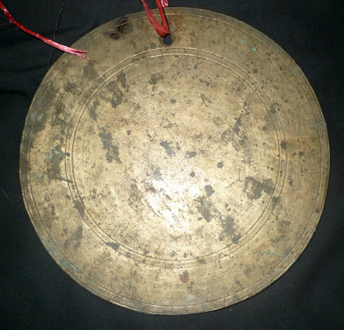 K6070-EA Thin gong  Status : Inquire Click on picture for enlarge