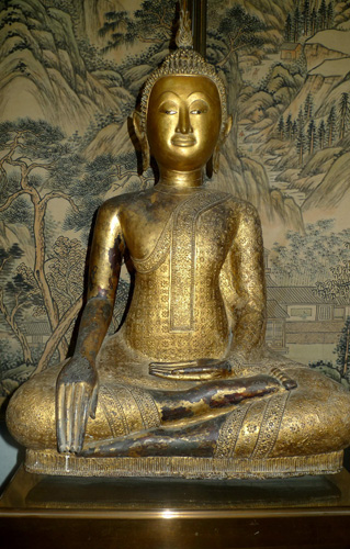 K6210-HT Ratanakosin Buddha  Status : Inquire Click on picture for enlarge