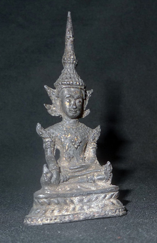 K6250-HT Ratanakosin Buddha amulet  Status : Inquire Click on picture for enlarge