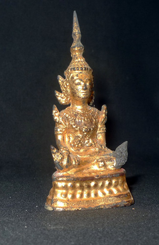 K6260-HT Ratanakosin Buddha amulet  Status : Inquire Click on picture for enlarge