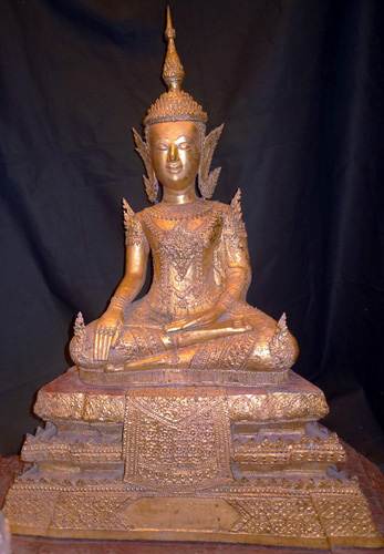 K6390-HT Ratanakosin Buddha  Status : Inquire Click on picture for enlarge