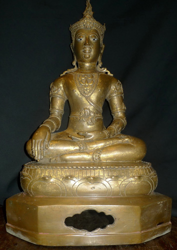 K6790-UF Chieng Sen Buddha  Status : Inquire Click on picture for enlarge