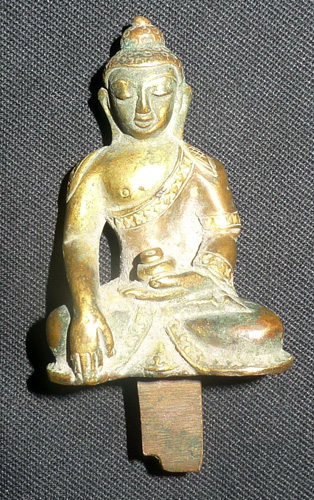 K6990-RE Buddha amulet  Status : Inquire Click on picture for enlarge