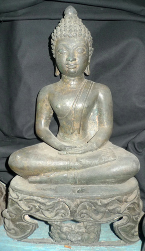K7090-UF Chieng Sen Buddha  Status : Inquire Click on picture for enlarge