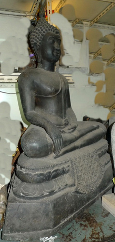 K7220-BP Sukhothai Buddha  Status : Inquire Click on picture for enlarge