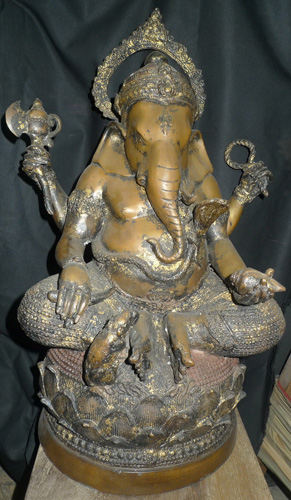 K7290-TR Ganesh  Status : Inquire Click on picture for enlarge