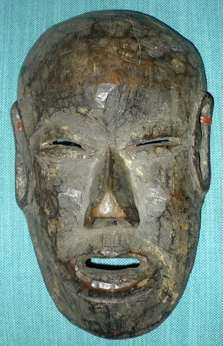 K7780-HS Magar hilltribe Mask  Status : Inquire Click on picture for enlarge