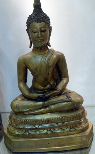 K8200-UF Chieng Sen Buddha  Status : Inquire Click on picture for enlarge