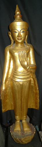 K8420-BJ Shan Buddha  Status : Inquire Click on picture for enlarge