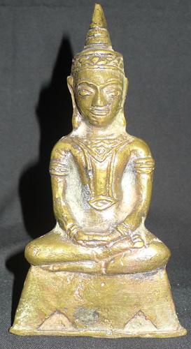 K9270-BL Ayutthaya Buddha giant amulet  Status : Inquire Click on picture for enlarge