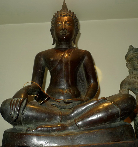 K9470-UF Chieng Sen Buddha  Status : Inquire Click on picture for enlarge