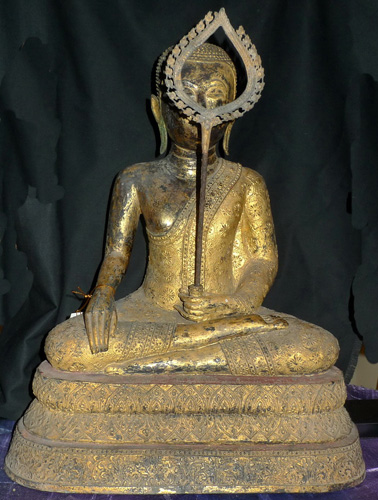 K9480-UI Phra Malai Buddha  Status : Inquire Click on picture for enlarge