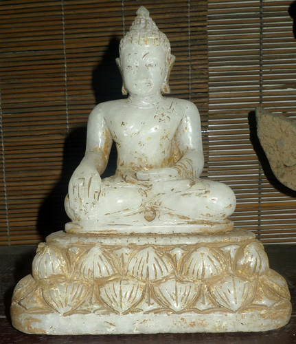 K9490-UF Chieng Sen Buddha  Status : Inquire Click on picture for enlarge