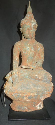 K9540-UE Shan Buddha (damaged)  Status : Inquire Click on picture for enlarge
