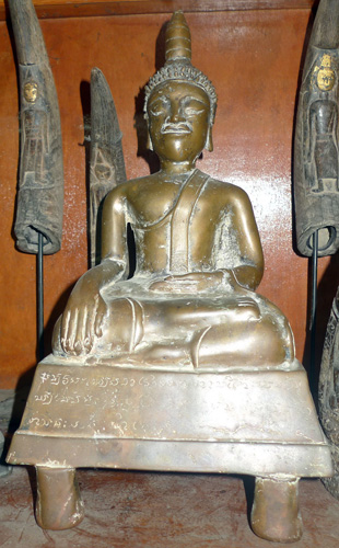 K9650-HG Luang Prabang Buddha  Status : Inquire Click on picture for enlarge