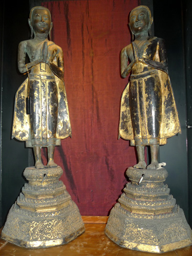 Pair of monks