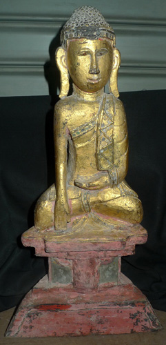 K9820-UE Shan - Thai Yai Buddha  Status : Available Click on picture for enlarge