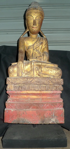 K9830-UE Shan - Thai Yai Buddha  Status : Available Click on picture for enlarge