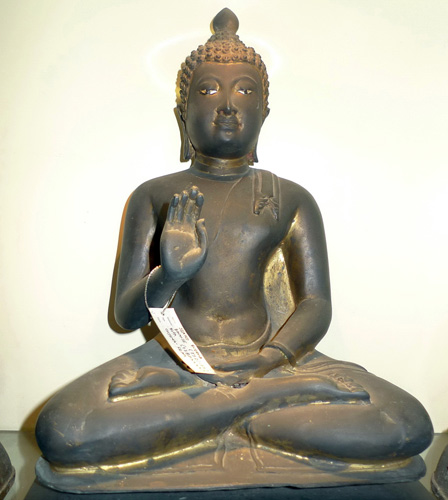 K9890-UF Chieng Sen Buddha  Status : Inquire Click on picture for enlarge