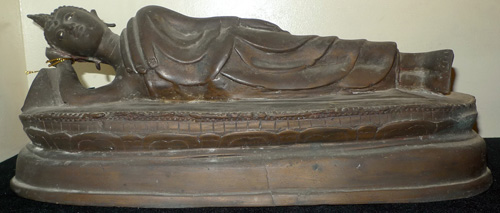 K9900-UT Reclining Ayutthaya Buddha  Status : Inquire Click on picture for enlarge