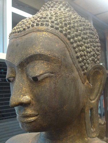 L0190-BP Giant Thai Buddha  Status : Inquire Click on picture for enlarge