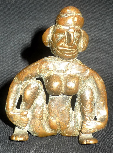 L0930-NX Luang Prabang Fertility Charm  Status : Inquire Click on picture for enlarge