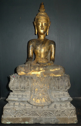 L1030-HG Lao Buddha  Status : Inquire Click on picture for enlarge