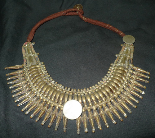 L1060-NX Shaman necklace  Status : Inquire Click on picture for enlarge