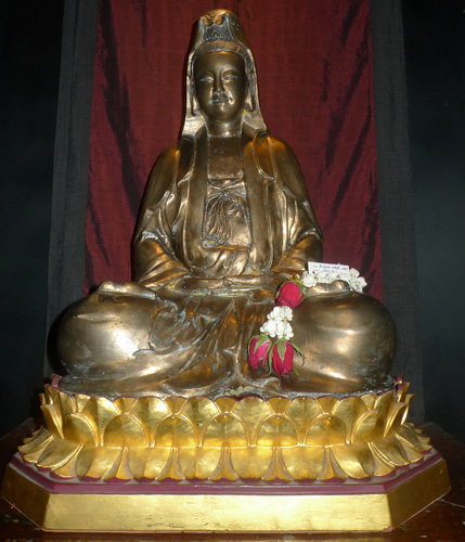 L1100-UM Kwan Yin  Status : Inquire Click on picture for enlarge