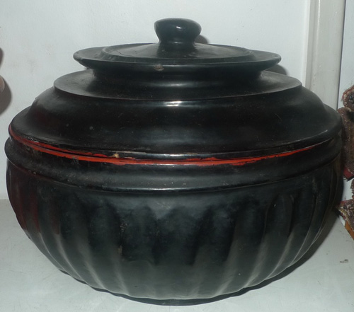 L1120-US Monk's rice bowl  Status : Inquire Click on picture for enlarge