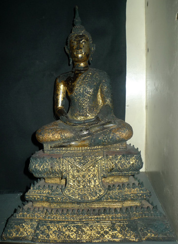 L1370-HT Ratanakosin Buddha  Status : Inquire Click on picture for enlarge