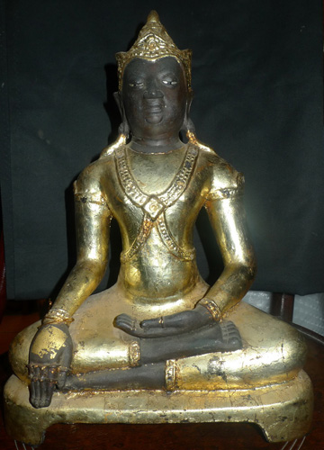 L1390-UT Ayutthaya Buddha, 2nd period  Status : Inquire Click on picture for enlarge