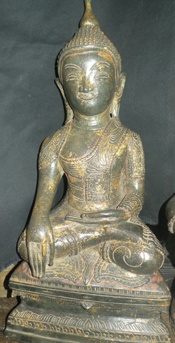 L1420-UE Ava Shan Buddha  Status : Inquire Click on picture for enlarge