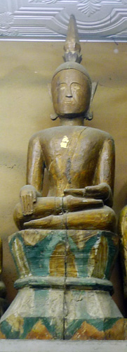 L1470-HG Lao Buddha  Status : Inquire Click on picture for enlarge