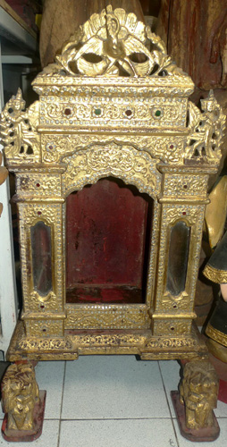 L1490-RE Buddha shrine  Status : Inquire Click on picture for enlarge