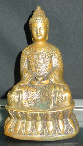 L1810-HS Tibetan Buddha  Status : Inquire Click on picture for enlarge