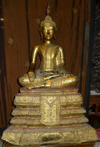 L1840-HT Ratanakosin Buddha  Status : Inquire Click on picture for enlarge