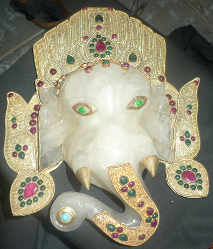 L2050-HA Ganesh mask  Status : Inquire Click on picture for enlarge