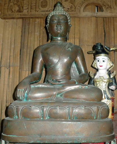 L2210-UF Chieng Sen Buddha  Status : Inquire Click on picture for enlarge